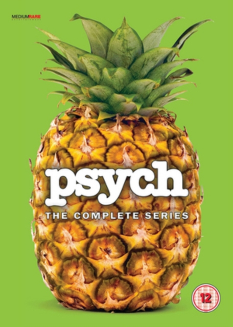 Psych: The Complete Series [DVD] by Unknown, ISBN: 5030697039200