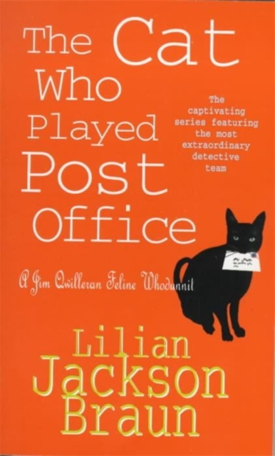 The Cat Who Played Post Office (The Cat Who  Mysteries, Book 6): A cosy feline crime novel for cat lovers everywhere