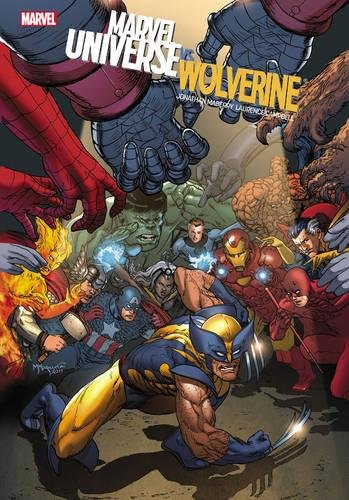 Marvel Universe Vs. Wolverine by Jonathan Maberry, ISBN: 9780785156925