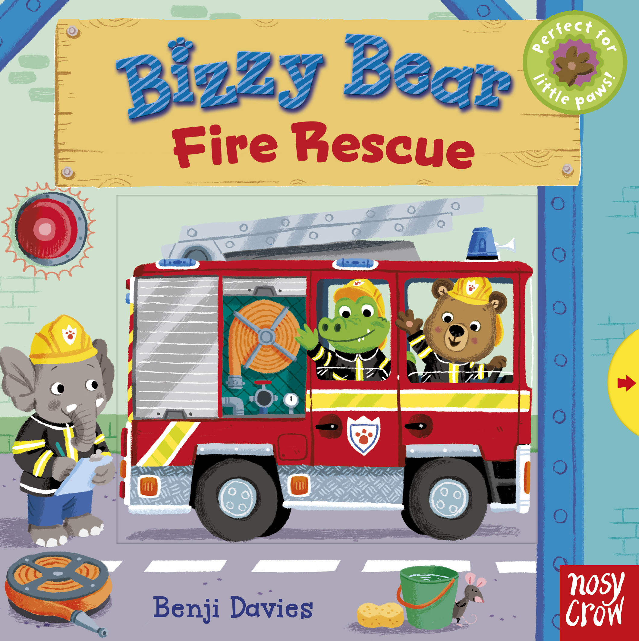 Fire Rescue (Bizzy Bear)