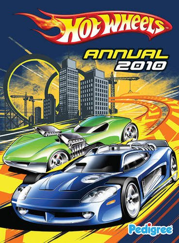 """Hot Wheels"" Annual 2010 2010"
