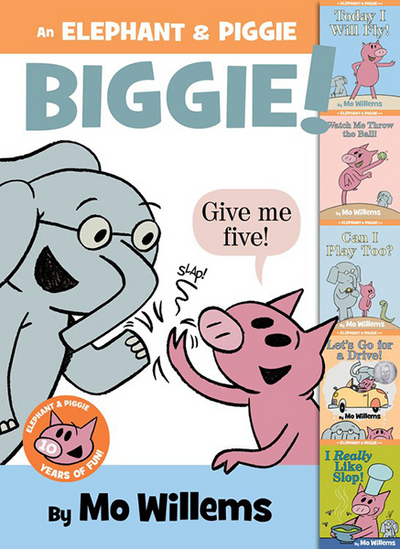 An Elephant & Piggie Biggie!Elephant and Piggie Book