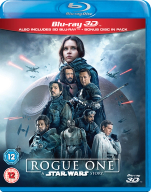 Rogue One: A Star Wars Story [Blu-ray 3D] [2016]