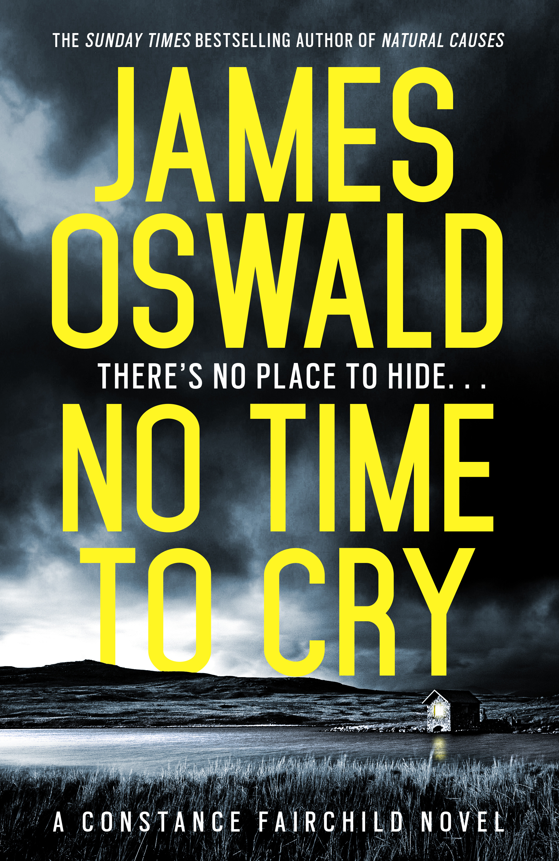 No Time to Cry (New Series James Oswald)