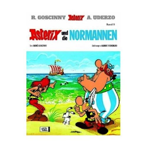 Asterix et Normanni (Latin Edition of Asterix and the Normans)