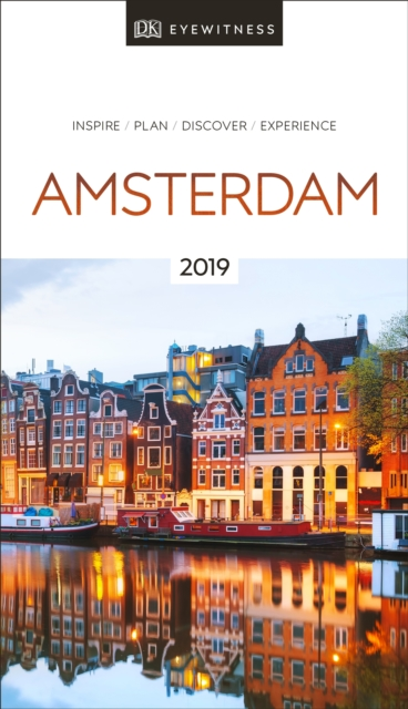 DK Eyewitness Travel Guide Amsterdam: 2019