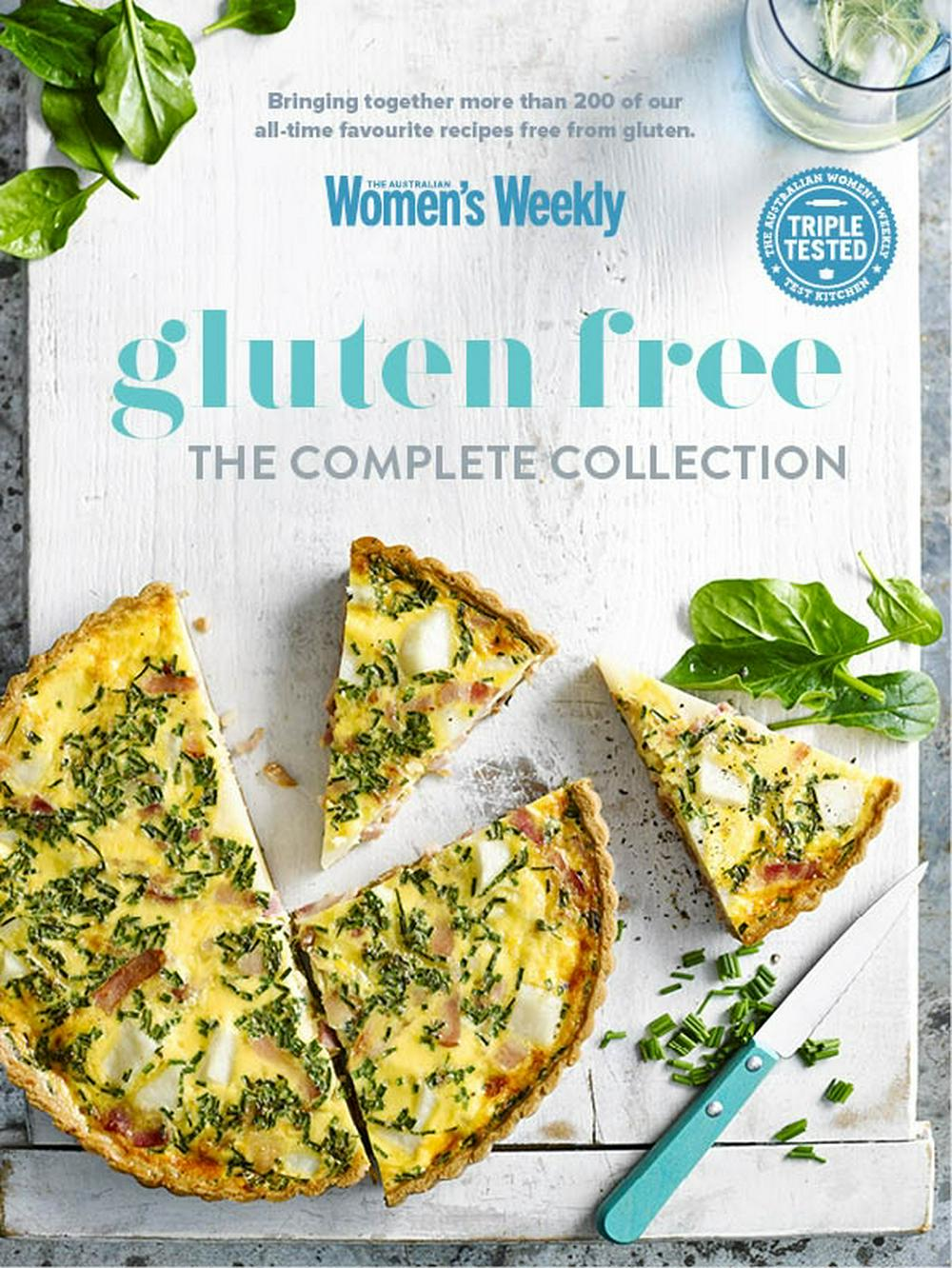 Gluten-free: The Complete Collection (The Australian Women's Weekly)