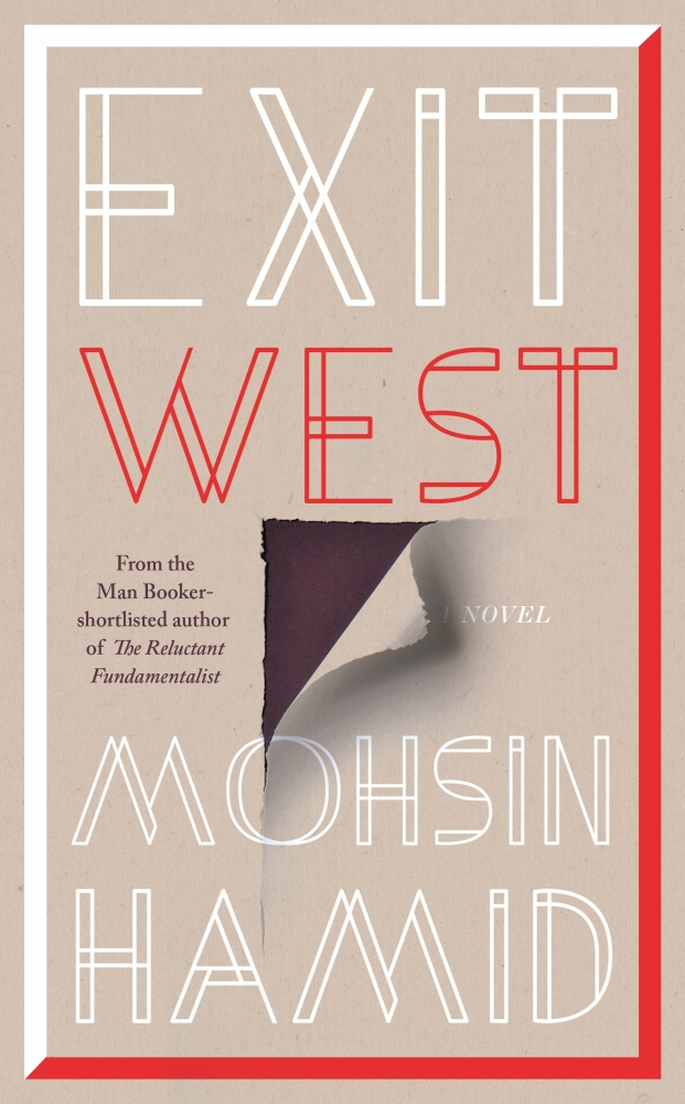 Exit West by Mohsin Hamid, ISBN: 9780241290088