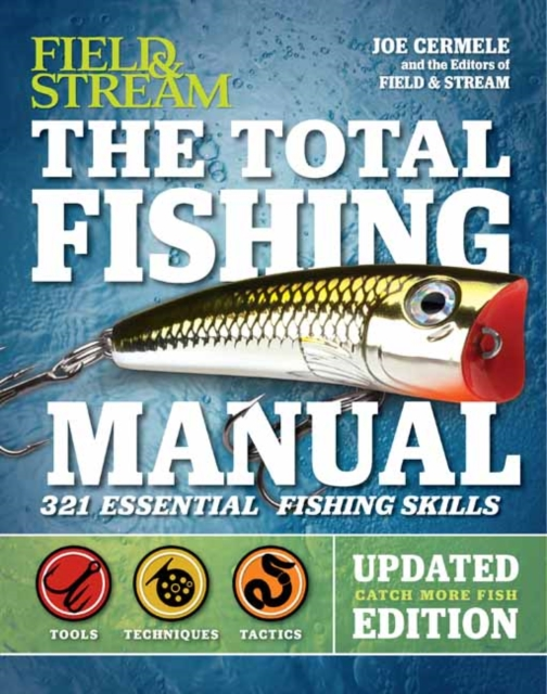 The Total Fishing Manual (Revised Edition): 321 Essential Fishing Skills