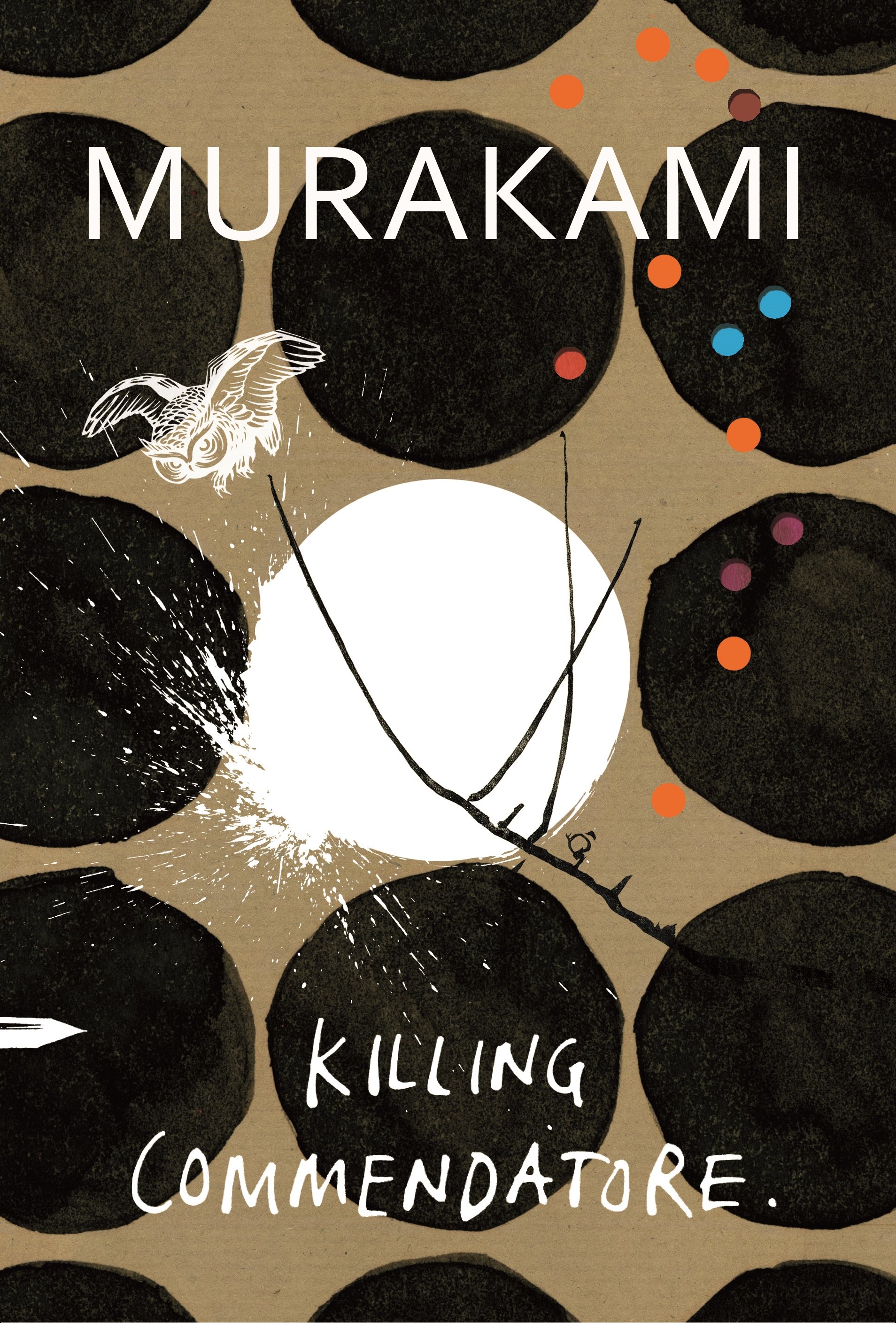 Killing Commendatore by Haruki Murakami, ISBN: 9781787300194