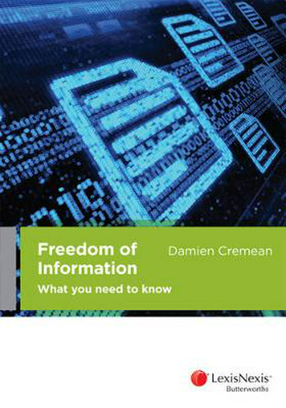 Freedom of Information What you need to know
