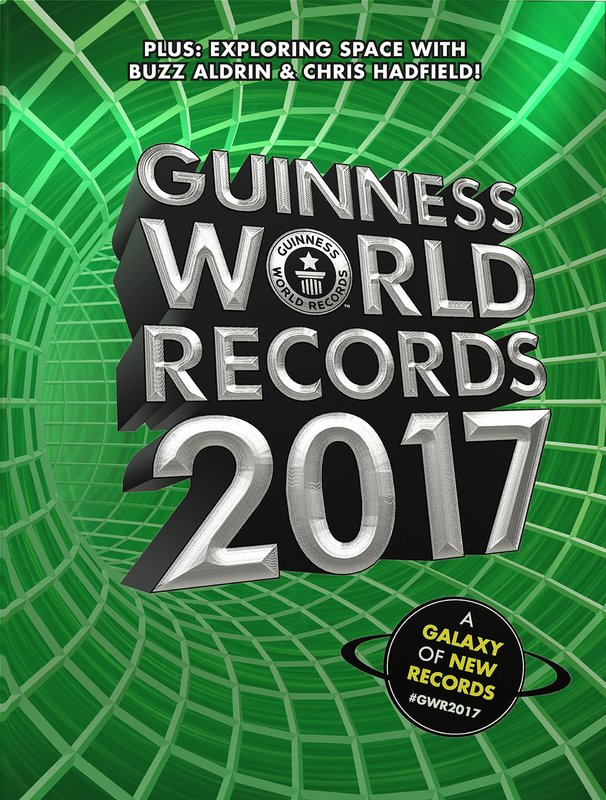 Guinness World Records 2017 by Guinness World Recrd, ISBN: 9781910561324