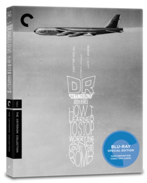 Dr. Strangelove or: How I Learned To Stop Worrying and Love The Bomb [Criterion Collection] [Blu-ray] [1984] by Sony Pictures Home Ent., ISBN: 5050629003536