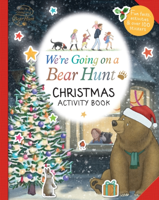 We're Going on a Bear HuntChristmas Activity Book