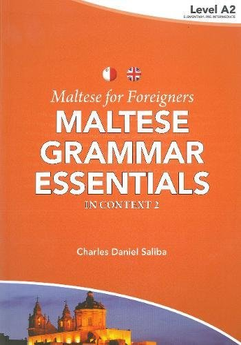 MALTESE FOR FOREIGNERS