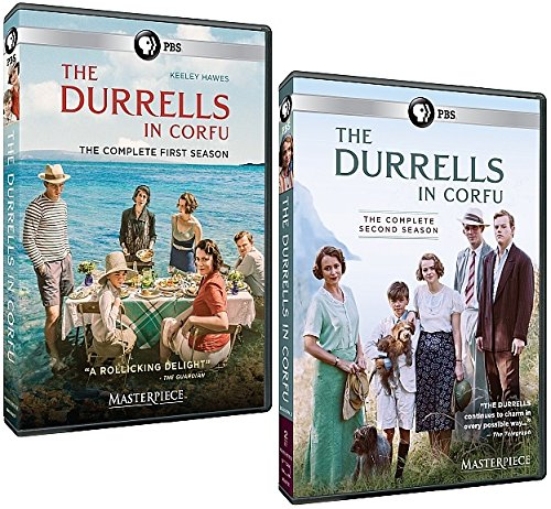 Masterpiece: The Durrells in Corfu – Complete Seasons 1 & 2 Set