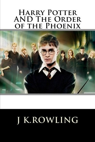 Harry Potter: The Order of the Phoenix (Book 5)
