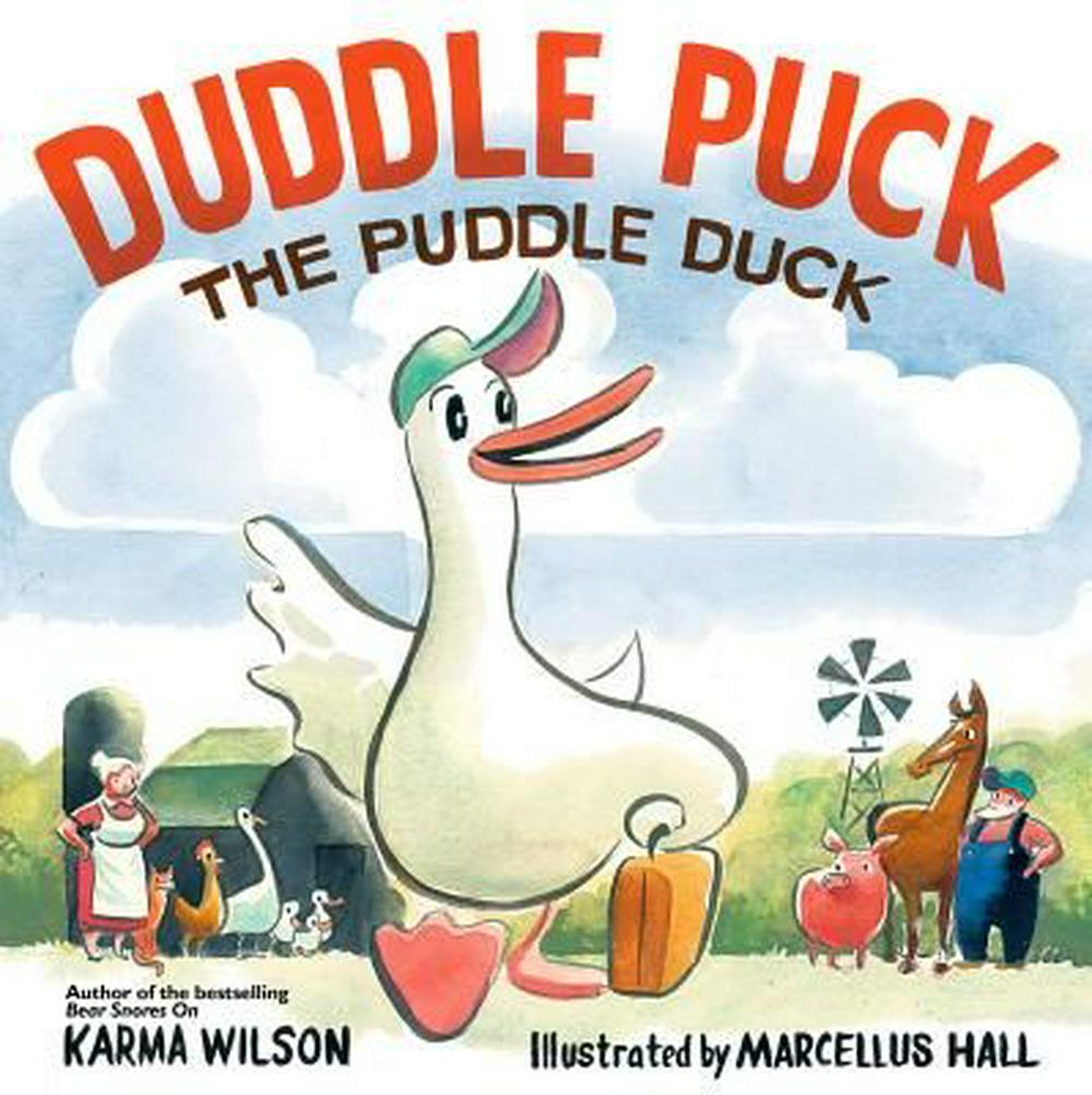 Duddle PuckThe Puddle Duck