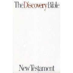 The Discovery Bible: New Testament