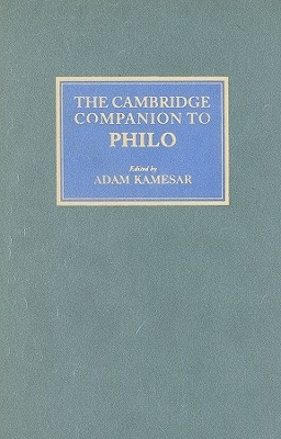 The Cambridge Companion to Philo