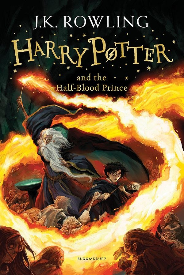 Harry Potter and the Half-Blood Prince: Children's edition by J.K. Rowling, ISBN: 9780747584674