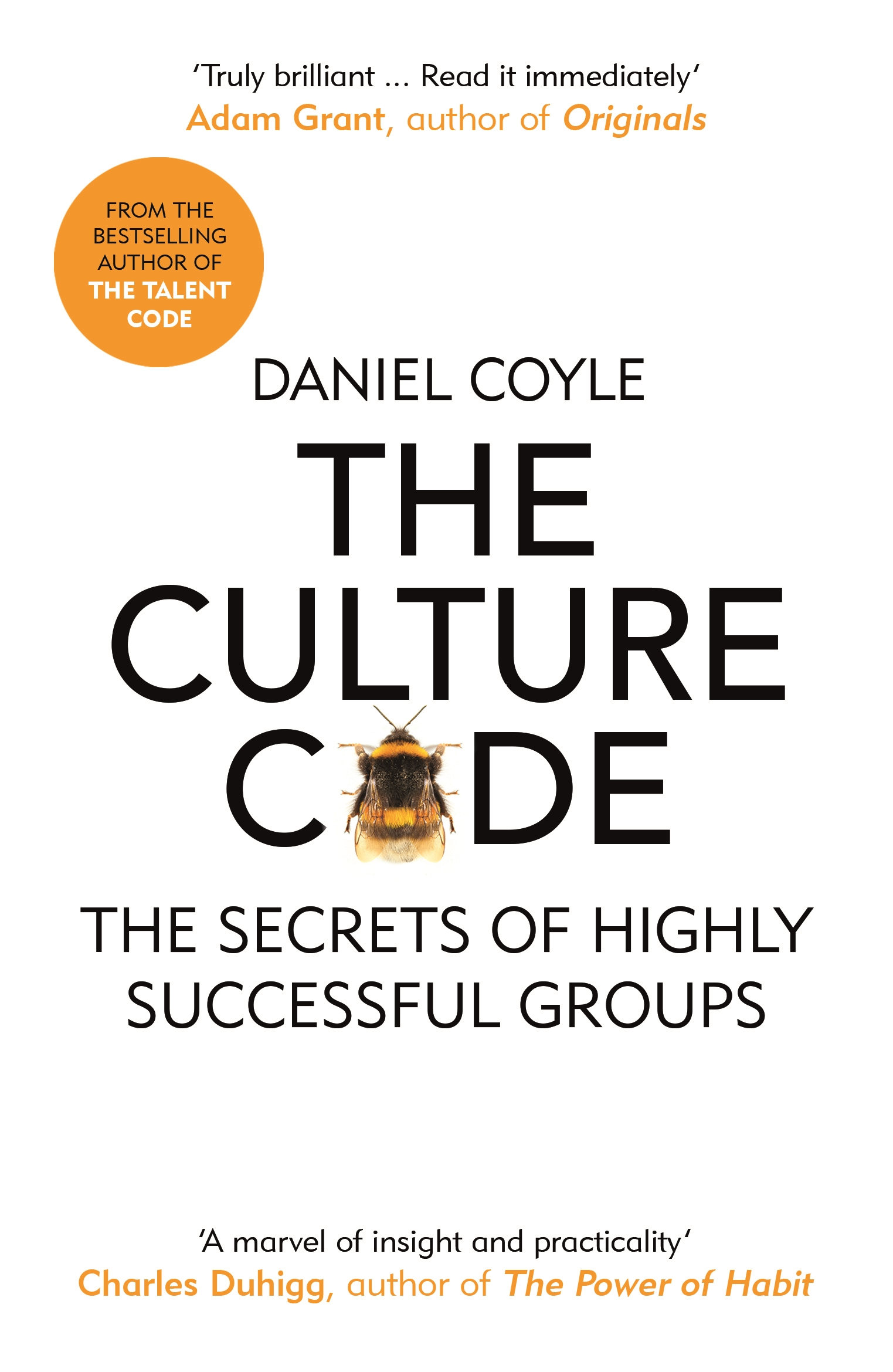 The Culture Code by Daniel Coyle, ISBN: 9781448185948