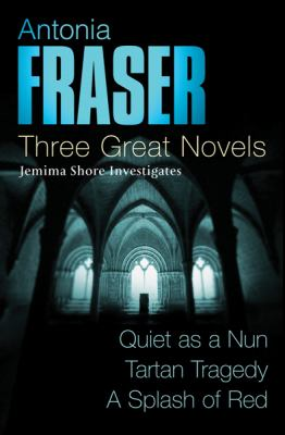 "Three Great Novels: "" Quiet as a Nun "" , "" Tartan Tragedy "" , "" A Splash of Red """