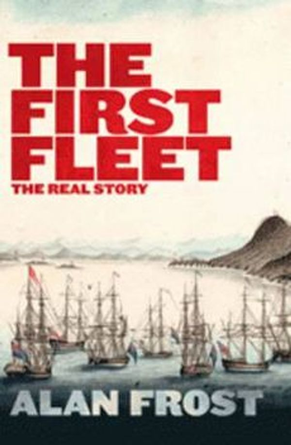 Booko: Comparing prices for The First Fleet