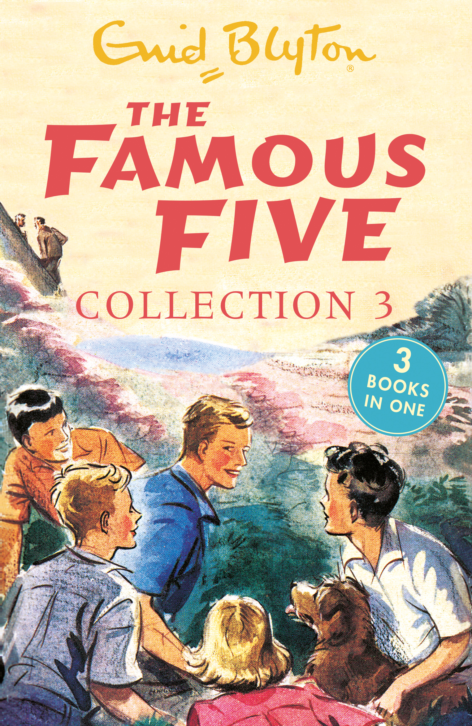 Famous Five Collection 3 - books 7-9 (Famous Five Collections)