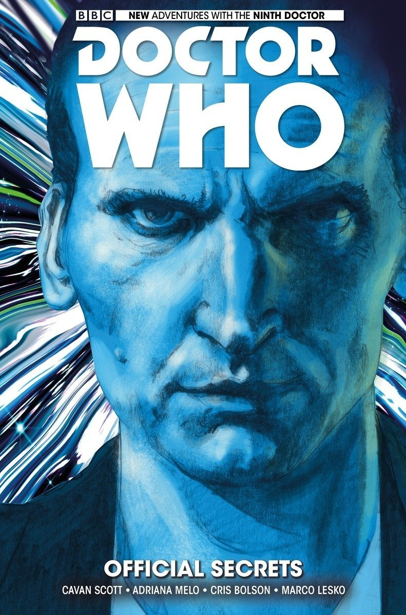 Doctor Who: The Ninth Doctor: Official Secrets Volume 3