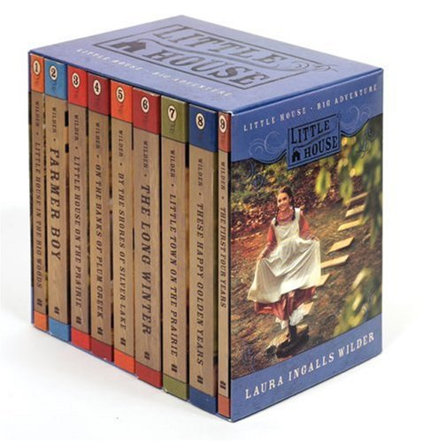 Little House 9 Book Box Set