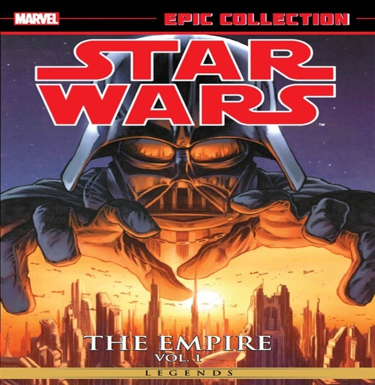 Star Wars Legends Epic Collection: The Empire 1