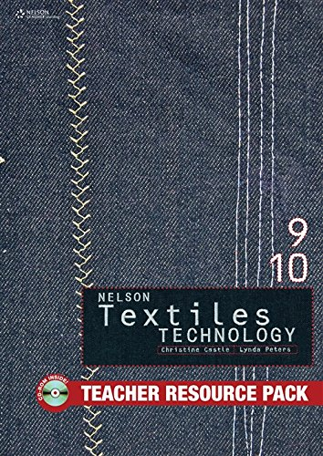 Textiles Technology Stage 5 - Teacher Resource Book