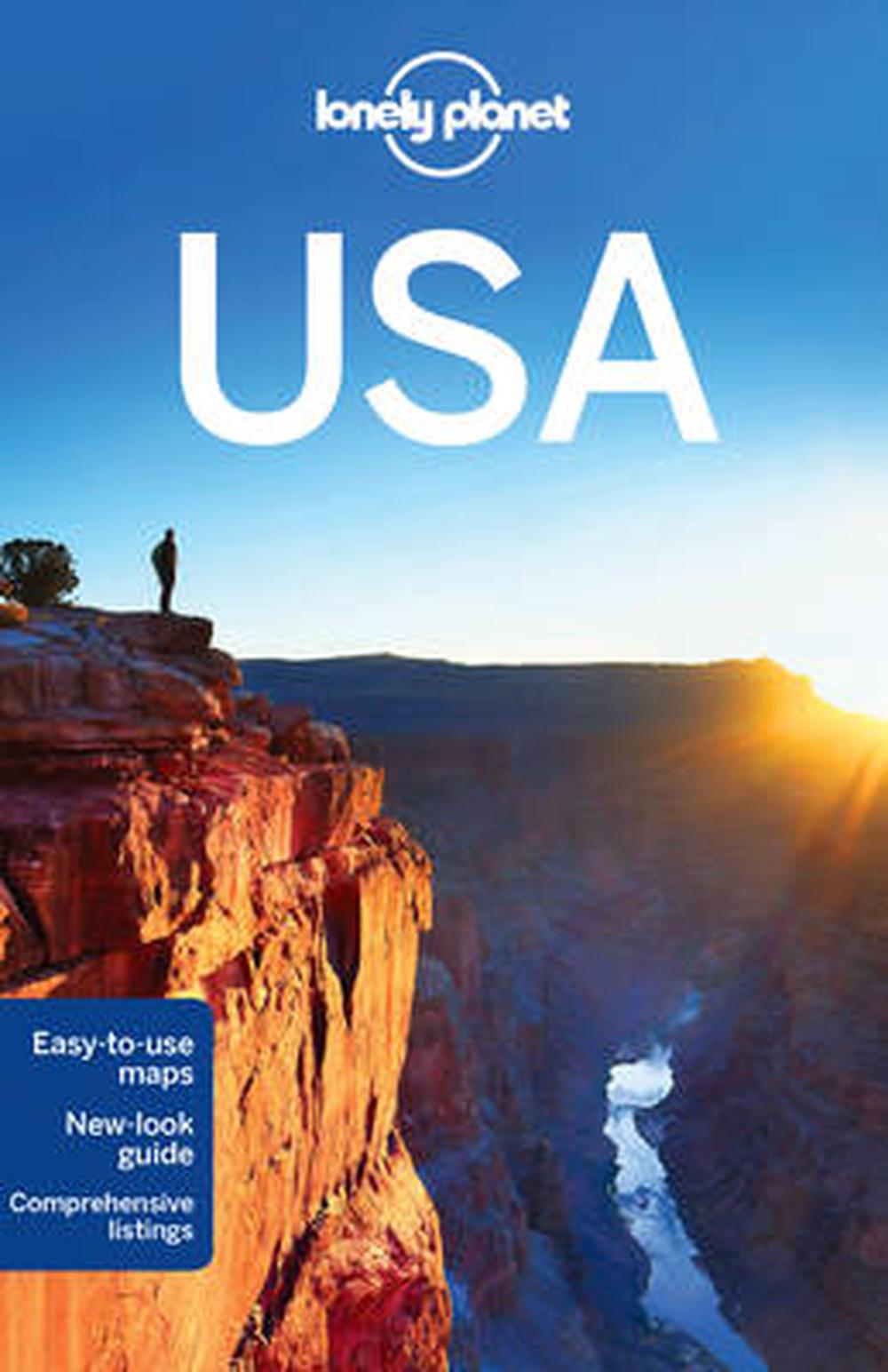 Lonely Planet USATravel Guide by Lonely Planet, ISBN: 9781743218617