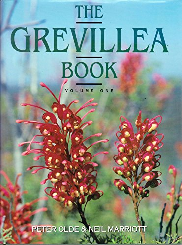 The Grevillea Book - Vol. 1