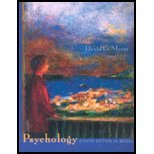 Psychology, Eighth Edition, in Modules & i>clicker by David G. Myers; iclicker, ISBN: 9780716778141