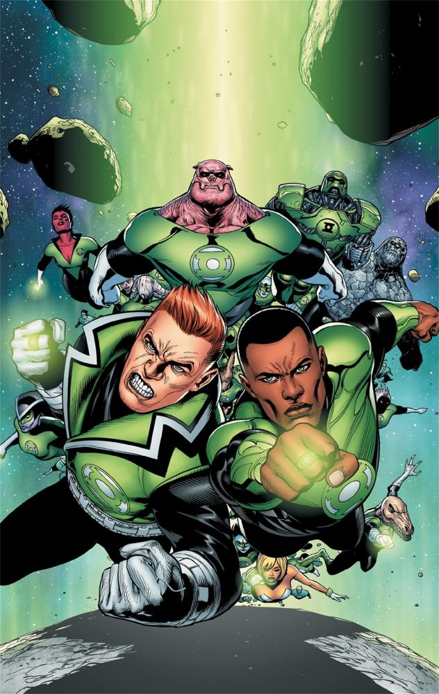 Green Lantern Corps Vol. 1: Fearsome (The New 52) by Peter J. Tomasi, ISBN: 9781401237011