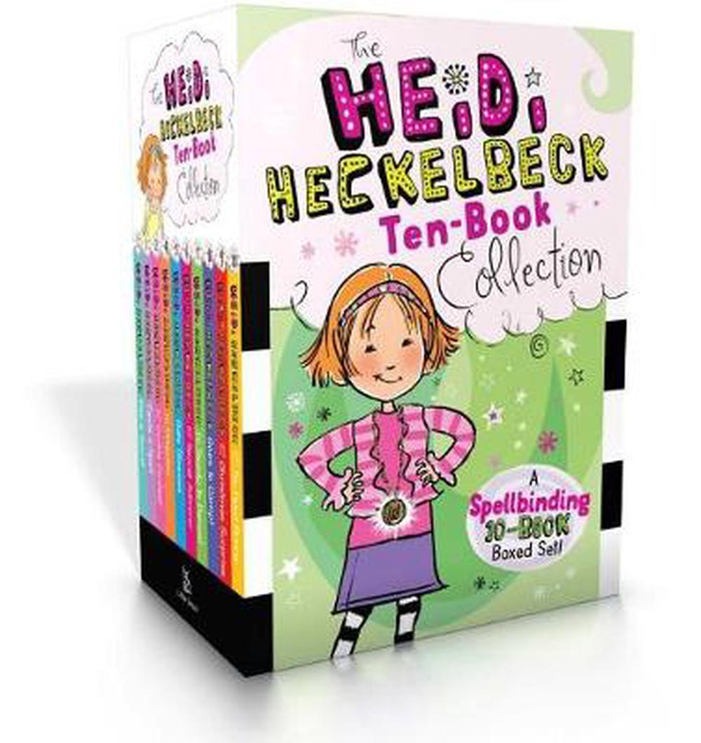 The Heidi Heckelbeck Ten-Book Collection by Wanda Coven, Priscilla Burris, ISBN: 9781481490993