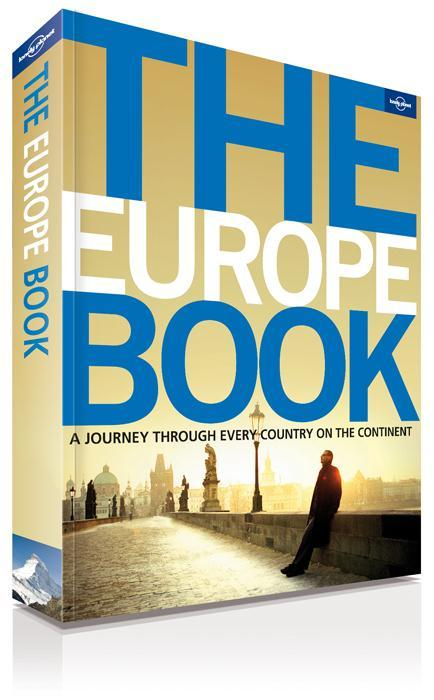 The Europe Book by Lonely Planet, ISBN: 9781742200767