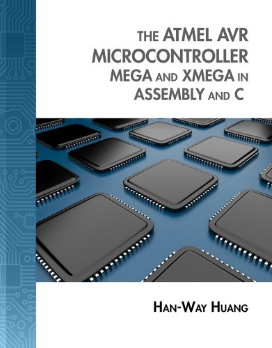 Cover Art for The Atmel Avr Microcontroller: Mega and Xmega in Assembly and C (Book Only), ISBN: 9781133607281