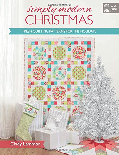 Simply Modern Christmas by Cindy Lammon, ISBN: 9781604682182