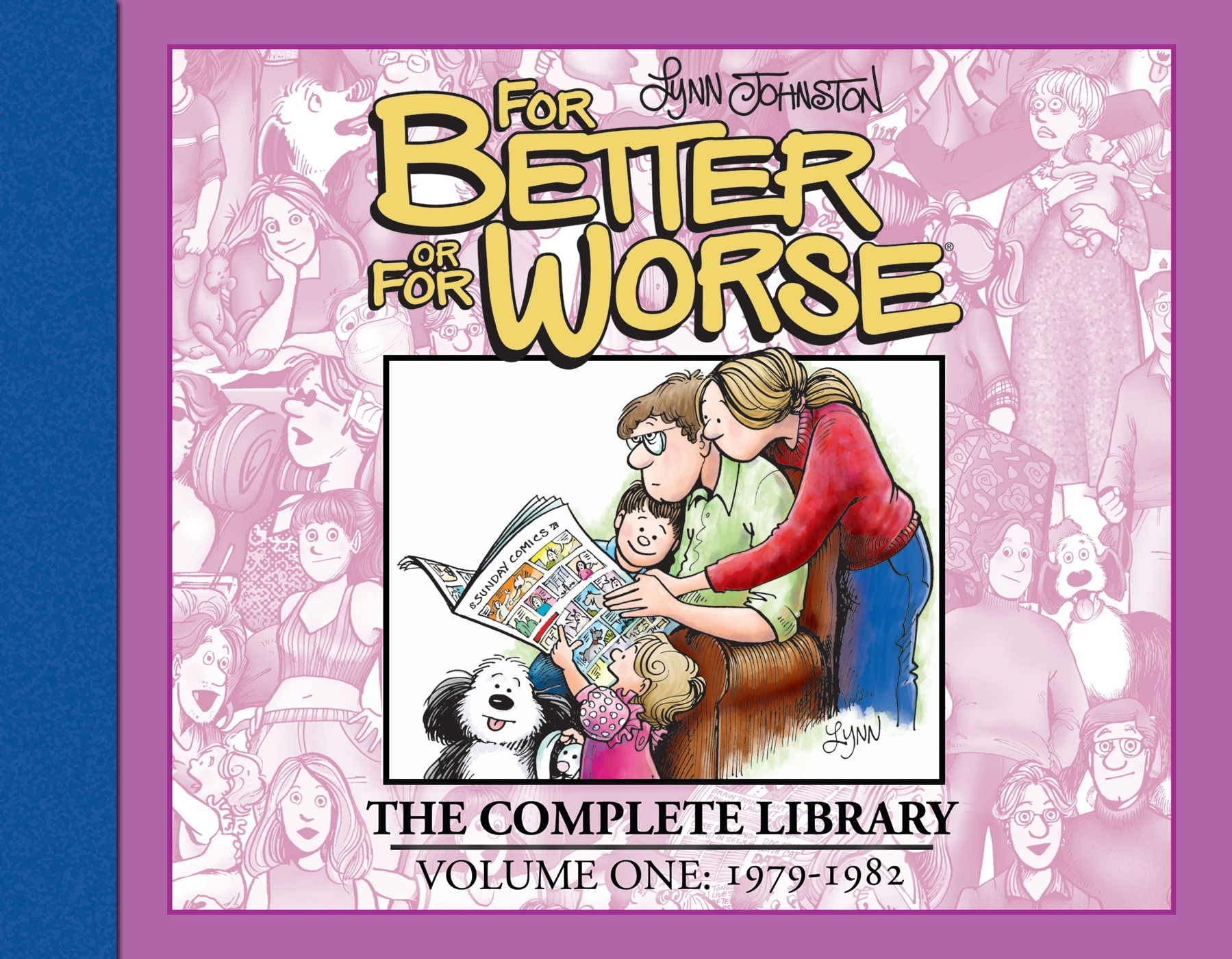 For Better Or for Worse: the Complete Library by Lynn Johnston, ISBN: 9781631409820