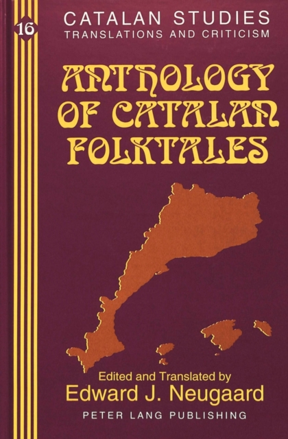 Anthology of Catalan FolktalesCatalan Studies: Translation and Criticisms