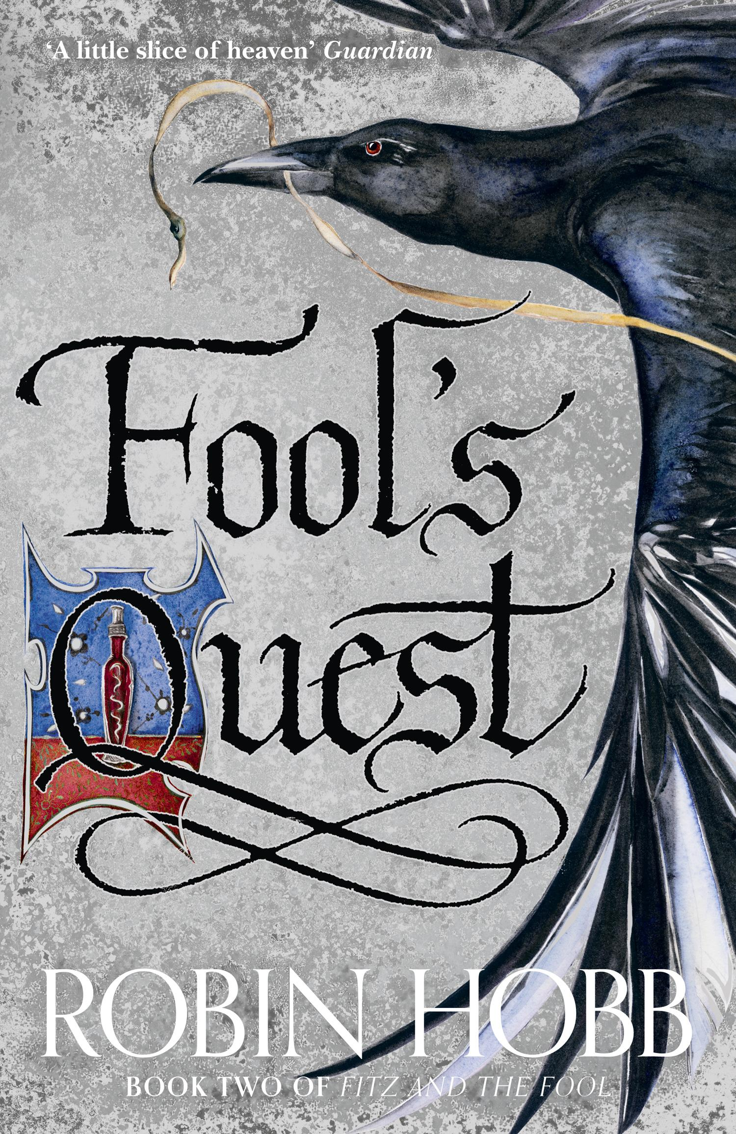The Fool's Quest (Fitz and the Fool, Book 2) by Robin Hobb, ISBN: 9780007444236