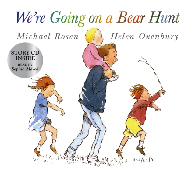 We're Going on a Bear Hunt by Michael Rosen, ISBN: 9781406310948