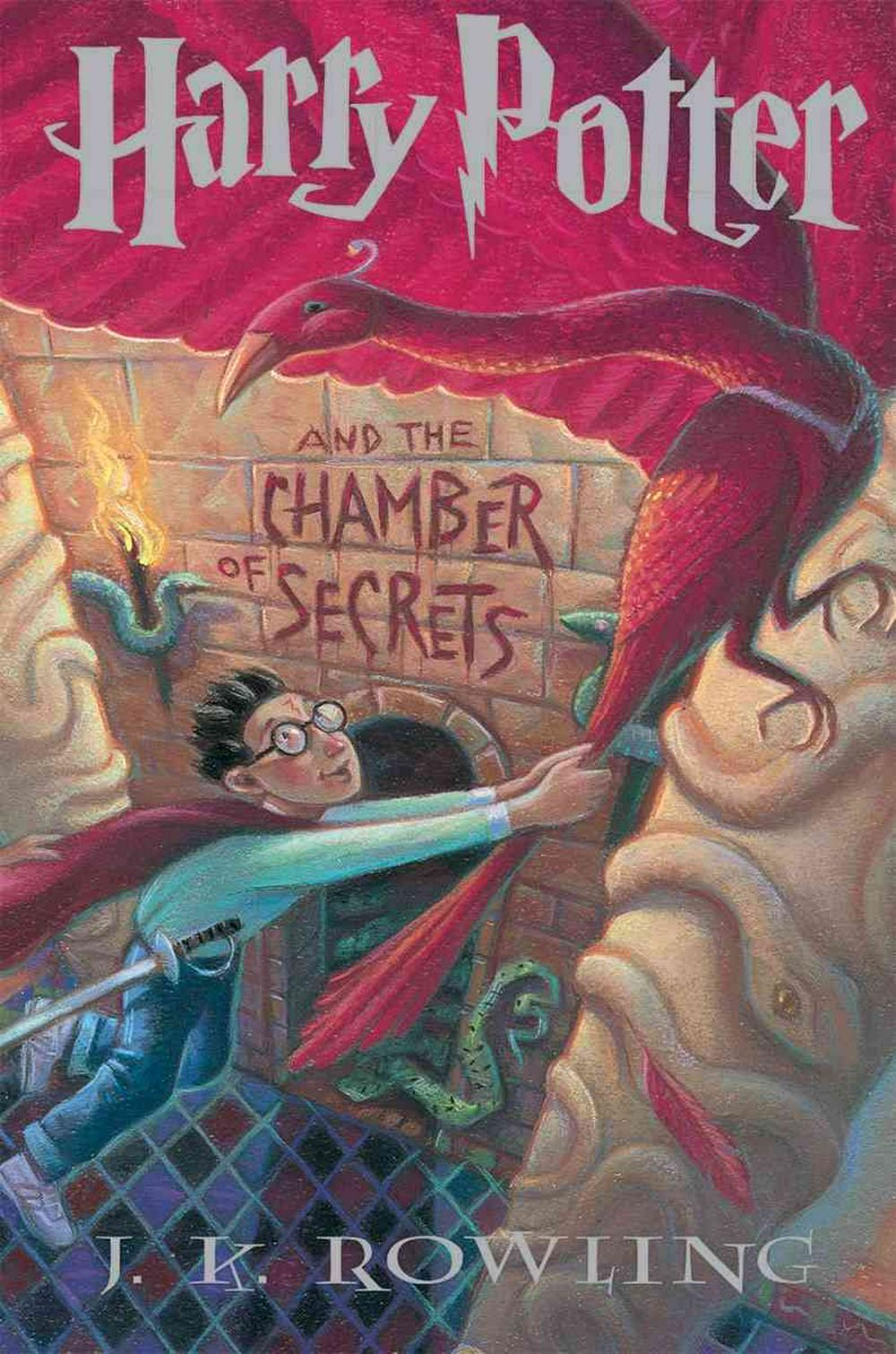 Harry Potter and the Chamber by J. K. Rowling, ISBN: 9780439064866