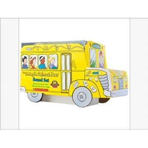Magic School Bus Chapter Books Set of 20 Collection with Bus Case (Expedition down under, Dinosaur Detectives, Penguin Puzzle, Great Shark Escape, Giant Germ, Twister Trouble, Space Explorers, Wild Whale Watch, Search for the Missing Bones, Truth about Ba by Joanna Cole, ISBN: 9780545374071
