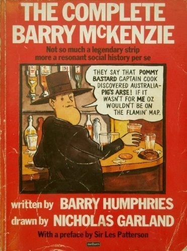 The Complete Barry McKenzie