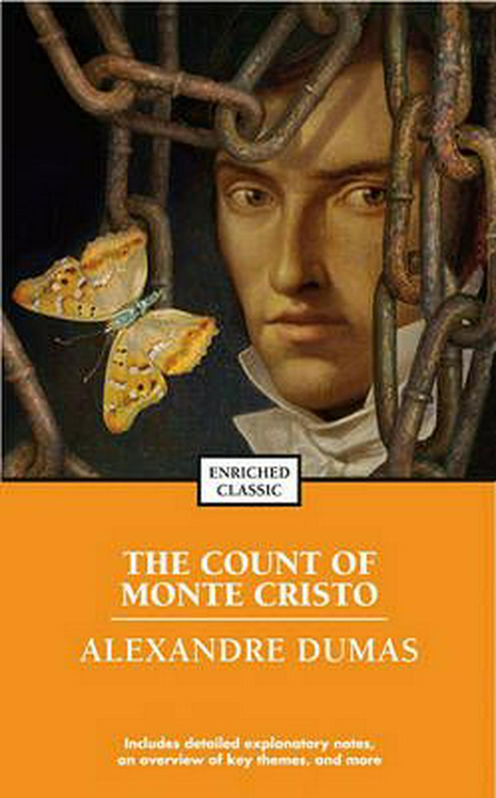 The Count of Monte Cristo by Alexandre Dumas, ISBN: 9780743487559