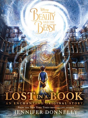 Disney Beauty & the Beast Lost in a Book (Novel)